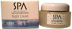 face cream Spa Cosmetics Original Dead Sea Night Cream 1.69 Fl.Oz. From Israel * See this great product.