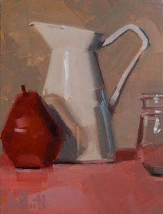 Aaron Lifferth festménye egy napja
