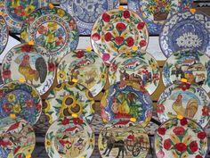 As lindas cerâmicas do Alentejo #Marvao #Alentejo #Portugal