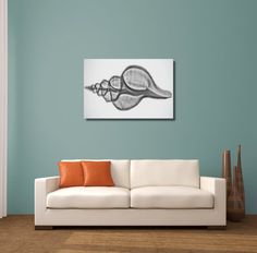 Caracol Xray 1 by Moises Levy. Epson, Paint Designs, Hanging Out, Wrapped Canvas, Canvas Prints, Wood Frames, Gallery, Wall, Pine