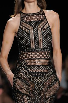 such insane detail j mendel new york fashion week 2014 - Google Search