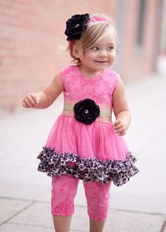 Manhattan Tulle Dress Set by Giggle Moon ***SPRING 2012 PREORDER