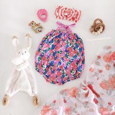 NEW Bubble Rompers! 💗 shop spearmintLOVE.com