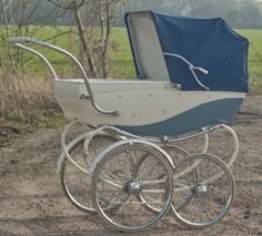 Vintage baby carriage  Some individuals like these http://www.geojono.com/