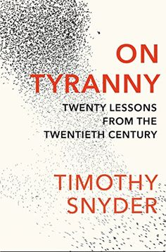 Buy On Tyranny: Twenty Lessons from the Twentieth Century by Timothy Snyder and Read this Book on Kobo's Free Apps. Discover Kobo's Vast Collection of Ebooks and Audiobooks Today - Over 4 Million Titles! Got Books, Books To Read, Love Book, This Book, Survival Books, What To Read, The New Yorker, Free Reading, Book Photography