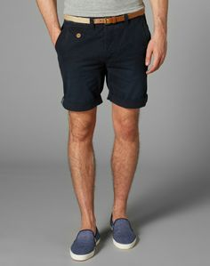 Bellfield Phlox Chino Shorts//
