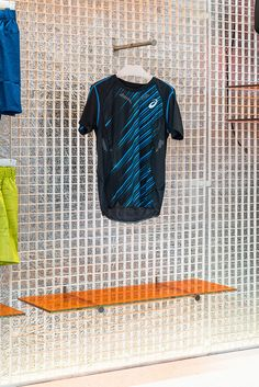 Prism Design + Office Coastlineu0027s Runner Camp Merges A Retail Shoe Store  With A Gym Facility