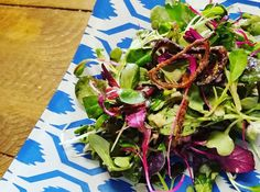 New #recipe just added to OuterLimitsHotSauce.com  Jalapeno Hemp Seed Salad Dressing! by outerlimitshotsauce