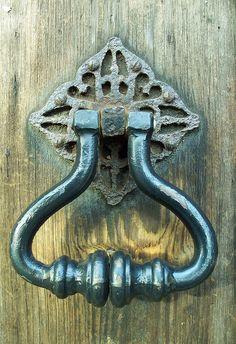 Church Door Handle by megapixel13, via Flickr