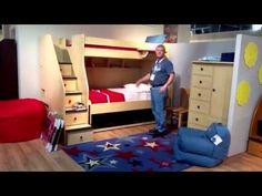 Berg furniture transforming bed youtube