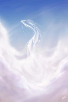 """Yewna's dragon let out a soft moan as she glided through the clouds like an ethereal spirit."""" Grimton asked. Yewna grabbed my arm and said… Mythical Creatures Art, Magical Creatures, Beautiful Creatures, Fantasy World, Fantasy Art, Dragon Artwork, Dragon Pictures, Fantasy Dragon, White Dragon"""
