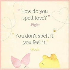 Piglet and pooh Eeyore, Tigger, Piglet Quotes, Pooh Bear, Disney Costumes, Husband Love, Love Spells, Disney Quotes, Writing Prompts