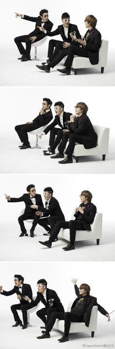 LG Weibo update - Super Junior
