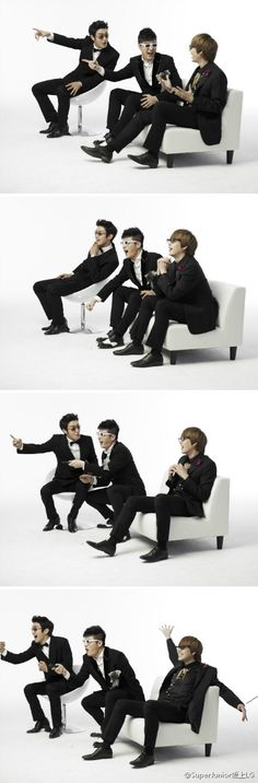 LG Weibo update - Super Junior
