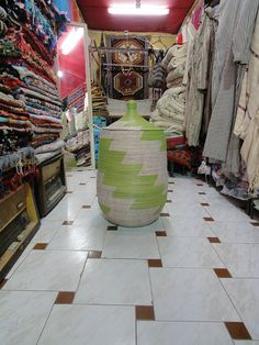 forest handmade  laundry basket by MogaArtisanatShop on Etsy