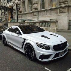 White Mansory S63