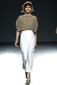 Leonor Pando, Madrid Fashion Week ss 2015