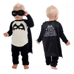 Rock Your Baby Masked Crusader Tee