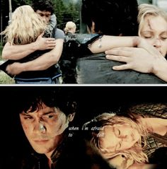 // Bellarke // The more I see it the more I love it #OTP