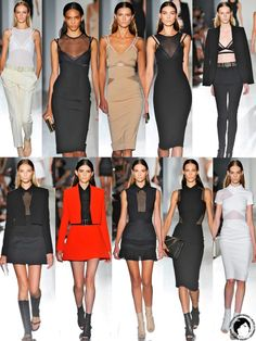 victoria beckham collection 2013/2014 I wish I was rich enough to be able to afford a few pieces from her collections