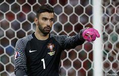 SPORTS And More: #Soccer #Portugal Rui Patricio will have a bronze ...