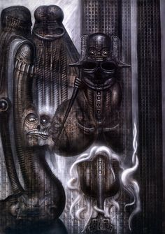 Star Wars Visions by Giger