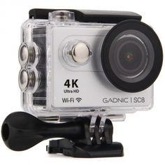 Cámara Gadnic SC8 Waterproof 4K | Bidcom