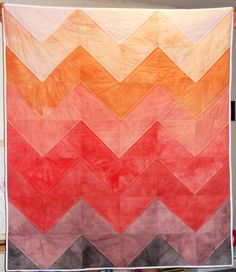 The Drs. Brimhall: Claire's Quilt!!