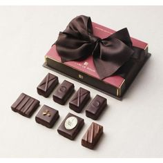 Henri Le Roux chocolate