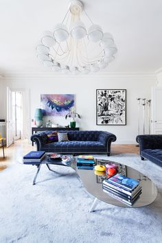 Apartment in Paris by Sandra Benhamou | HomeAdore