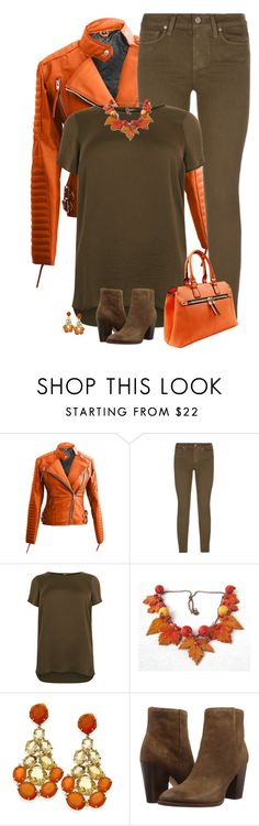 """""""autumn"""" by divacrafts ❤ liked on Polyvore featuring Paige Denim, New Look, Sam Edelman and Original"""