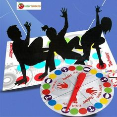 Gipsybee.com | Yoga for Sale - Pay with Bitcoin, Litecoins, Ethereum, Bitcoin Cash and More. Twister Board Game, Fun Board Games, Games For Kids, Games To Play, Kids Fun, Family Party Games, Group Games, Baby Shop Online, Play Online