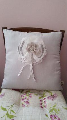 Cuscino decorativo d'arredo romantico di LaBoutiqueChicDesign