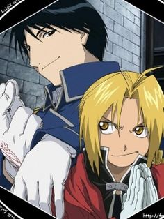 Fullmetal Alchemist  Roy Mustang=awesome!