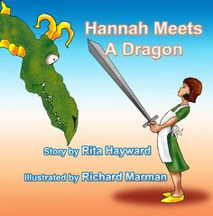 I'm selling HANNAH MEETS A DRAGON (UK Customers) - £13.38 #onselz
