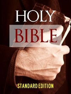 HOLY BIBLE STANDARD EDITION (Fully Interactive Table of Contents with Kindle DirectLink Technology) Complete Old Testament and New Testament ILLUSTRATED (Bible for Kindle / Kindle Bible) by God. $2.35
