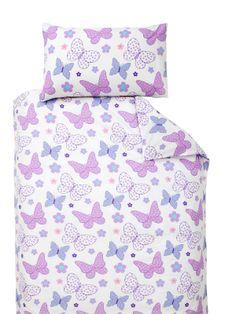 LadybirdPretty Butterfly Duvet Cover Set   Littlewoods.com