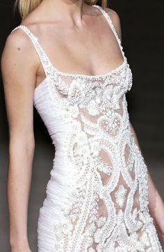 #wedding #dress #white #love #gorgeous