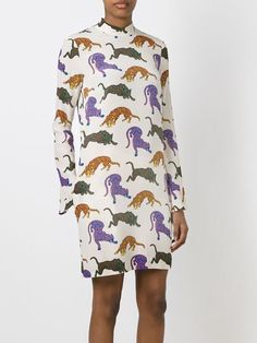 'Bianca' Dress by Stella McCartney #fashion #print