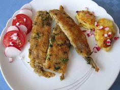 Matjes im Kräutermantel gebraten, ein tolles Rezept aus der Kategorie Fisch. Bewertungen: 15. Durchschnitt: Ø 3,8.