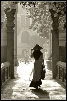 Silhouette in old Vietnam - Visit http://www.exoticvoyages.com/vietnam/luxury-travelnam/luxury-travel and make the most of your experience in Asia! Like our FB page http://www.exoticvoyages.com/vietnam/luxury-travelnam/luxury-travel and Follow our Twitter http://www.exoticvoyages.com/vietnam/luxury-travel
