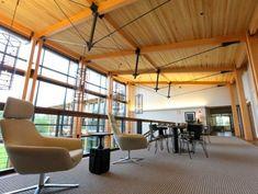LS3P Associates Ltd. - Live Oak Bank Headquarters, Wilmington, NC United States (2013) #offices #wood
