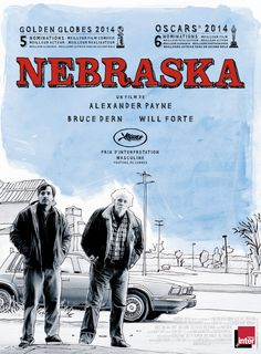 Extra Large Movie Poster Image for Nebraska