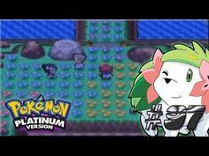 Pokemon Platinum Walkthrough Part 97: Shaymin Event!
