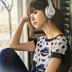 gulliverdj: HEADPHONE ASUKA #nogizaka46 #齋藤飛鳥 | 日々是遊楽也