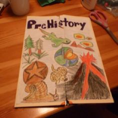 Pre-history lapbook