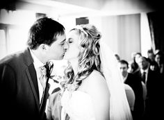 A kiss. Simply a kiss. Photography by Wedding Photographer Mark Payne. Images ©Mark Payne Photography - www.markpaynephot...