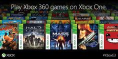 Microsoft converts classic Xbox 360 games for Xbox One: Microsoft converts classic Xbox 360 games for Xbox One:…