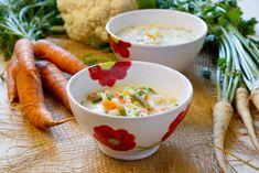 Fresh Chives, Root Vegetables, Green Beans, Cauliflower, Ethnic Recipes, Food, Cauliflowers, Essen, Meals