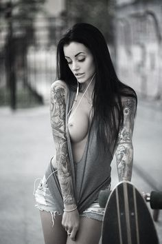 sExY TattOO, tattoo, tattooed babes, inked girls, ink, tatouage, iPhriscoTattoo